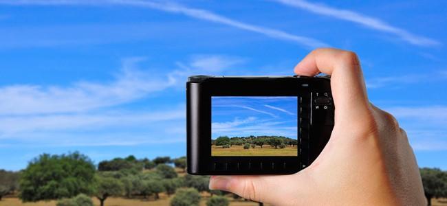 scattare foto con fotocamera